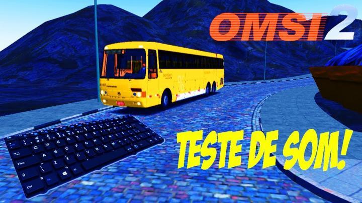 OMSI 2 – TESTE DE SOM ITAPEMIRIM SBVM – TECNOBUS TRIBUS IV BY EDSON V12