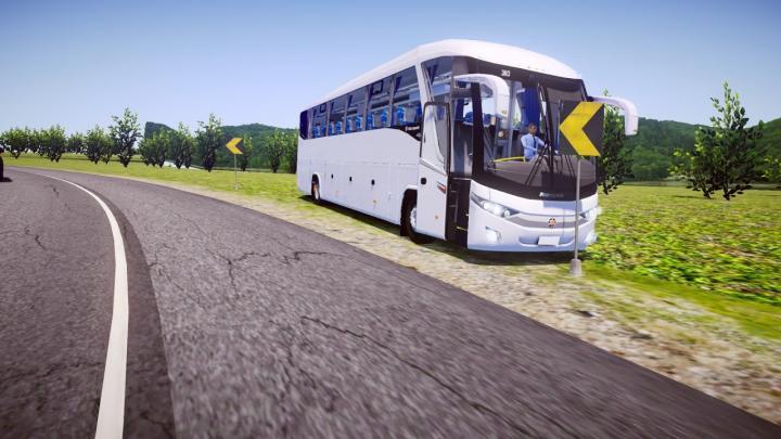 Marcopolo Paradiso G7 1200 4×2 MB O-500RS Bluetec5 – Fase 2 – Proton Bus Simulator