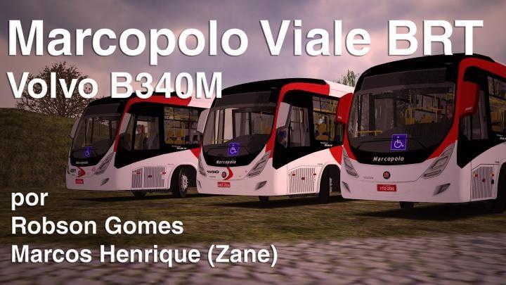 Viale BRT B340M padrão Campo Grande by Robson Gomes & Zane