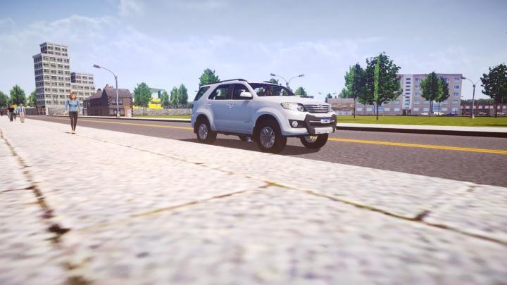 (TRABALHANDO DE UBER) Toyota Hilux SW4 – Fase 2 – Proton Bus Simulator