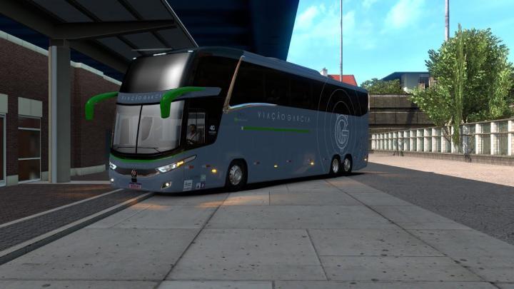 Viação Garcia|Marcopolo Paradiso G7 1600 LD Mercedes-Benz O-500RSD BlueTec 5|2020 (ETS 2)