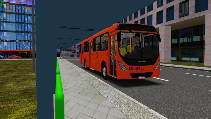 DI001 CCD Transporte Coletivo(Marcopolo Torino 2014 Volkswagen 17.260 OD Euro V)2020|OMSI 2