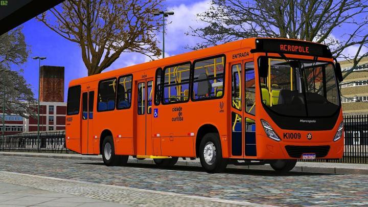 KI009 Auto Viação Tamandaré(Marcopolo Torino 2014 Volkswagen 17.260 OD Euro V)2020|OMSI 2