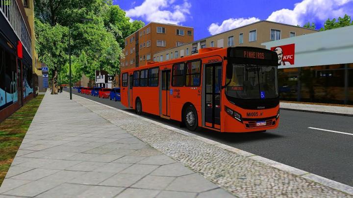 MI005 Auto Viação Mercês|CAIO Apache Vip IV Volvo B270F|2020|OMSI 2