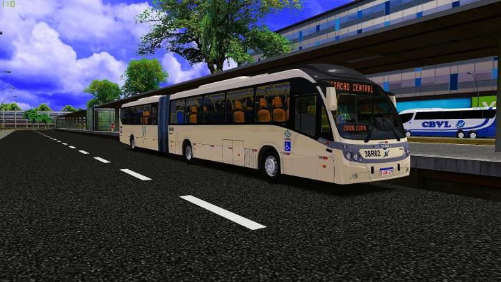 Neobus Mega BRT 2011 Volvo B340M|OMSI 2