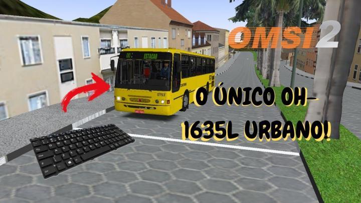 OMSI 2 – O ÚNICO OH-1635L URBANO! – LANÇAMENTO COMIL SVELTO 1996 BY ALD3D
