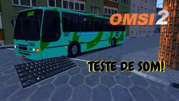 OMSI 2 – TESTE DE SOM MB OH-1621L – COMIL SVELTO 1996 BY ALD3D