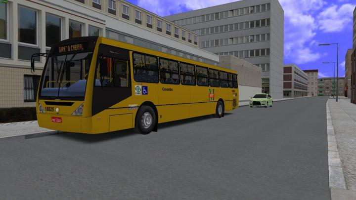 18825 Viação Santo Ângelo|CAIO Millennium II Volkswagen 17.260 EOT|Ano/Mod: 2009/2009|OMSI 2