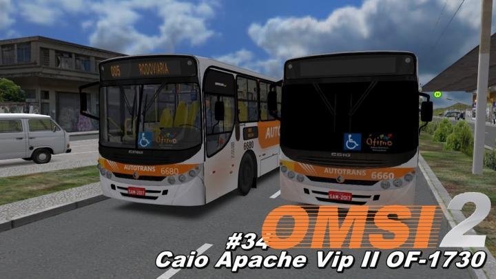 Caio Apache Vip II OF-1730 OMSI 2 #34