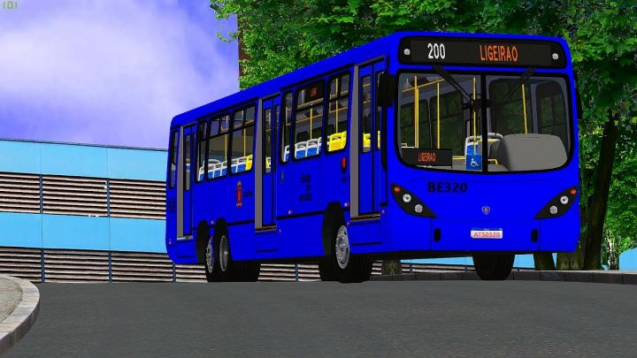 Marcopolo Gran Viale Scania K270 – OMSI 2