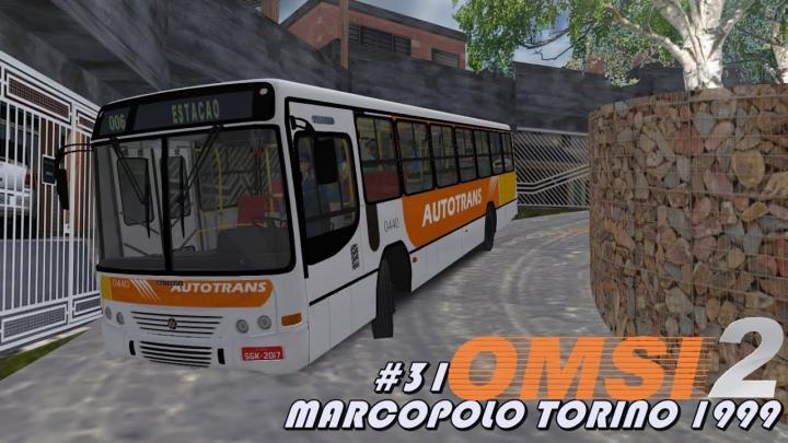Marcopolo Torino 1999 OMSI 2 #31