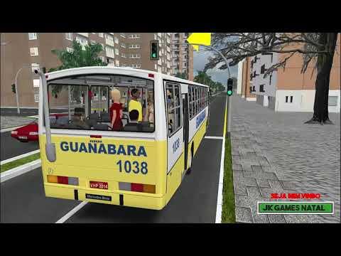 #OMSI2 #LIVE GamePlay Novidade JK GAMES NATAL VEJA O VÍDEO ATE O FIM