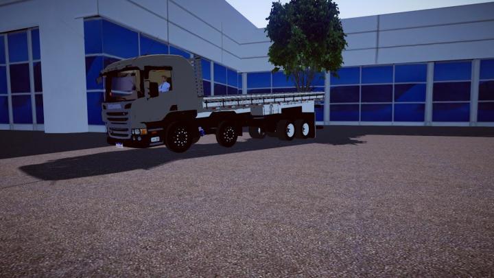 Scania P310 – Fase 1 – Proton Bus Simulator