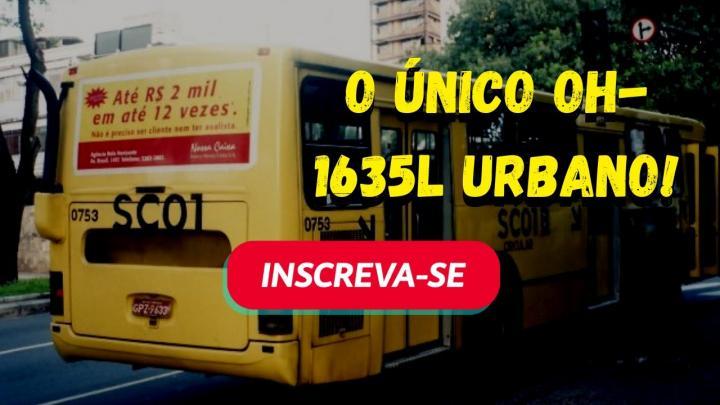 BUSOLOGANDO #3 – 3 CONFIGURAÇÕES DE ÔNIBUS ÚNICAS EM BH!