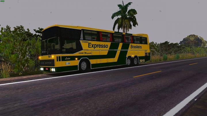 Expresso Brasileiro|Nielson Diplomata 380 Scania K112CL|OMSI 2