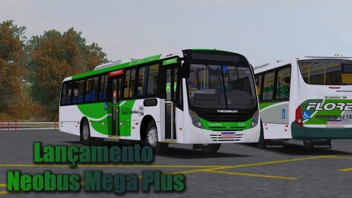 FAS – Lançamento Neobus Mega Plus OF-1721 Bluetec5 – AC
