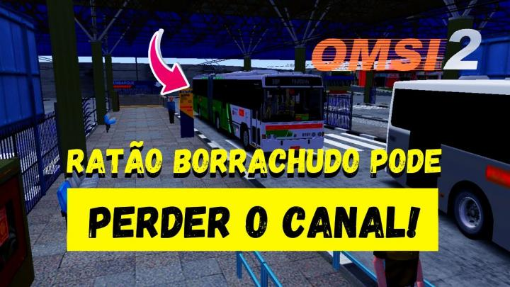 OMSI 2 – BATE-PAPO: STRIKE NO CANAL DO RATO BORRACHUDO!