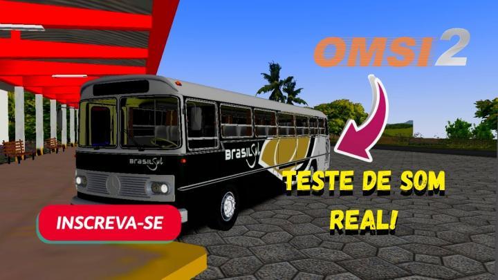 OMSI 2 – TESTE DE SOM + LANÇAMENTO! – SOM REAL MERCEDES-BENZ O-362