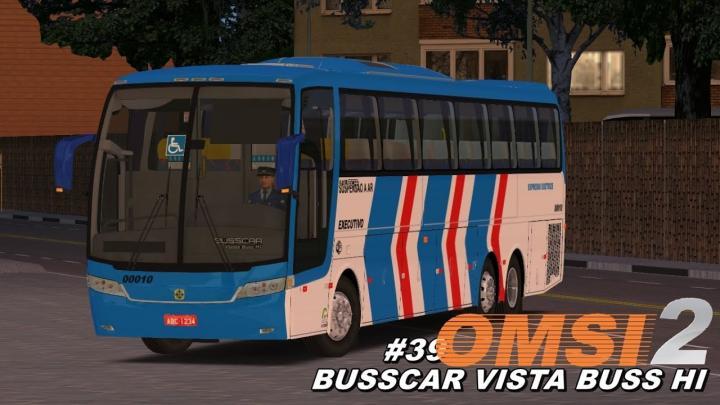 Viajando Por 1 Hora com BUSSCAR VISSTA BUSS HI OMSI 2 #39