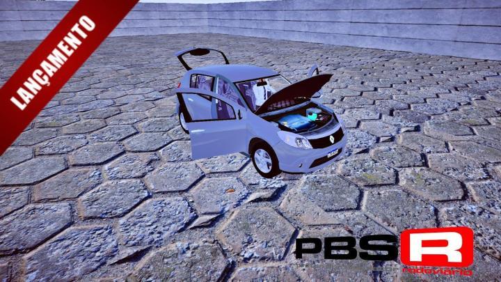 LANÇAMENTO Renault Sandero Fase 2 – Proton Bus Simulator