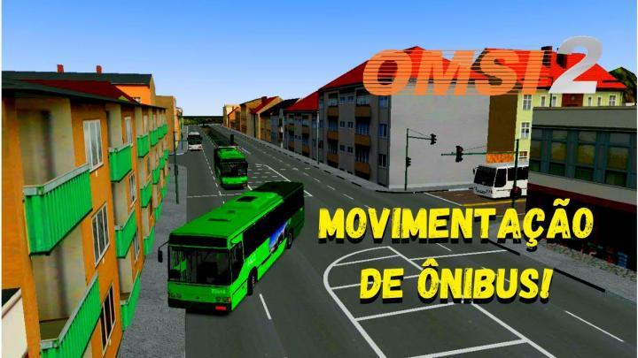 OMSI 2 – MOVIMENTAÇÃO DE ÔNIBUS CLÁSSICOS EM MINAS VALE!