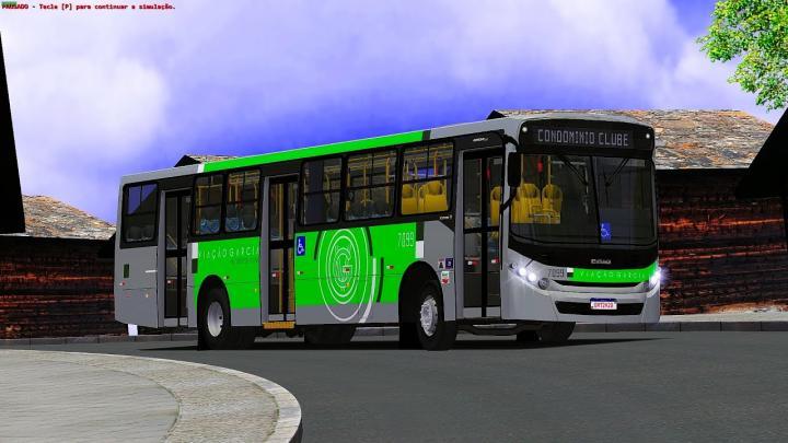 7099 – Viação Garcia[CAIO Apache Vip III Volvo B270F] OMSI 2