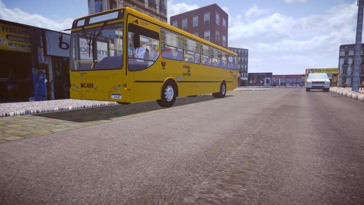 CAIO Apache S21 Volkswagen 17.240 OT – Fase 2 – Proton Bus Simulator