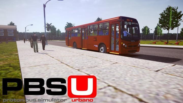 LA053 Araucária Transportes Coletivos[Comil Svelto 2000]Fase 2 – Proton Bus Simulator