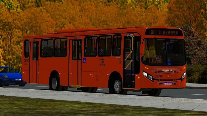 #LANÇAMENTODASEMANA CI006 Auto Viação Santo Antônio|CAIO Apache Vip IV OF-1721L BlueTec 5|OMSI 2