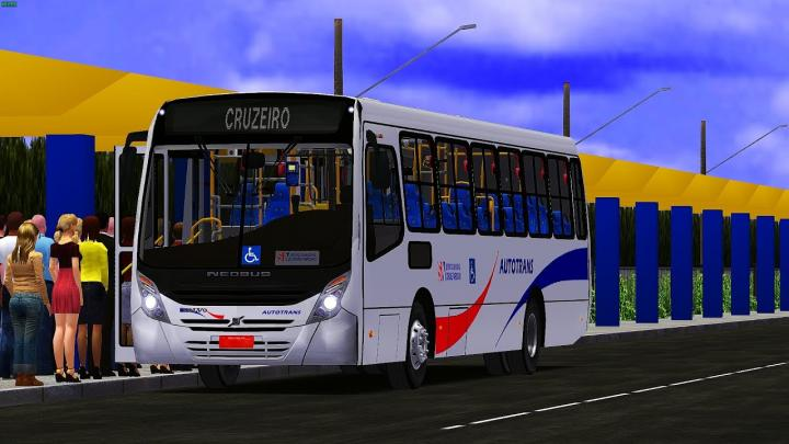 #LANÇAMENTODASEMANA Neobus Mega plus VOLVO B270F Euro V