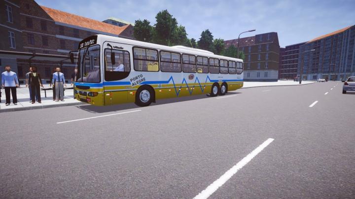 Marcopolo Viale Volvo B10M – Fase 2 – Proton Bus Simulator
