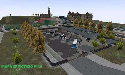 MAPA SP FICTICIO V 1.0