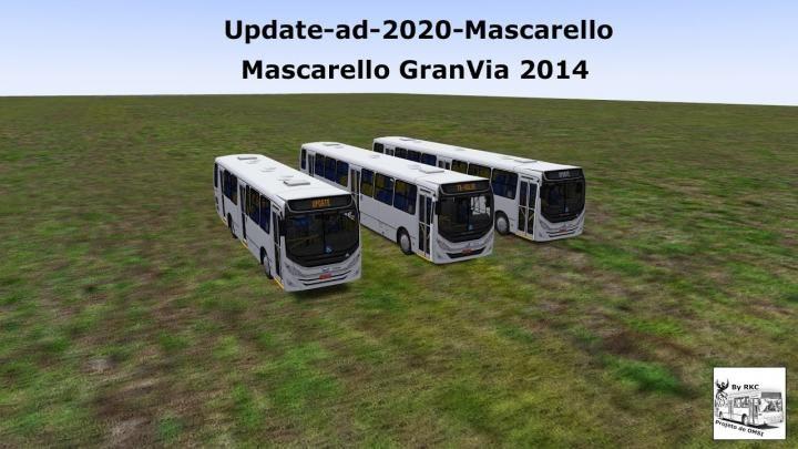 Update ad 2020 Mascarello OMSI