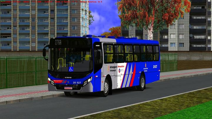 Caio Apache Vip IV OF 1721L by Victor|OMSI 2