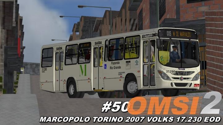Marcopolo Torino 2007 Volks 17.230 EOD I OMSI 2 #50