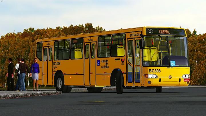 BC308 – Transporte Coletivo Glória|Marcopolo Viale Volvo B7R|11/12 (OMSI 2)