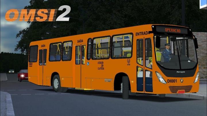 Marcopolo Torino 2014 Volks 17.260 OD I OMSI 2 #54