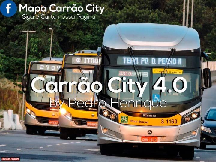 LANÇAMENTO CARRÃO CITY 4.0