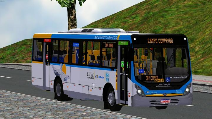 Neobus New Mega Mercedes-Benz OF-1721L BlueTec 5- Padrao Redentor|OMIS 2