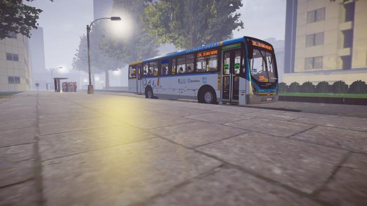 Neobus New Mega Mercedes-Benz OF-1721L BlueTec 5 – Proton Bus Simulator!!