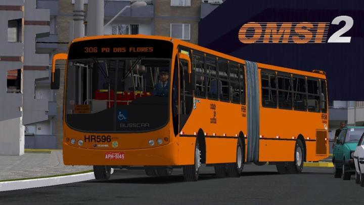 Busscar Urbanuss Pluss Scania K310IB I OMSI 2 #61