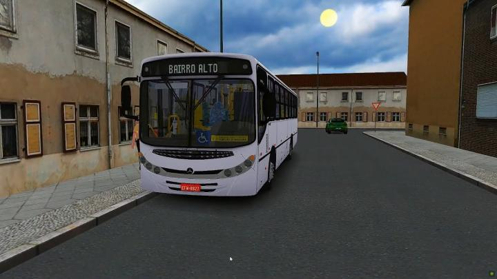 CAIO Apache Vip II Mercedes-Benz OF-1721 BlueTec 5 (OMSI 2)