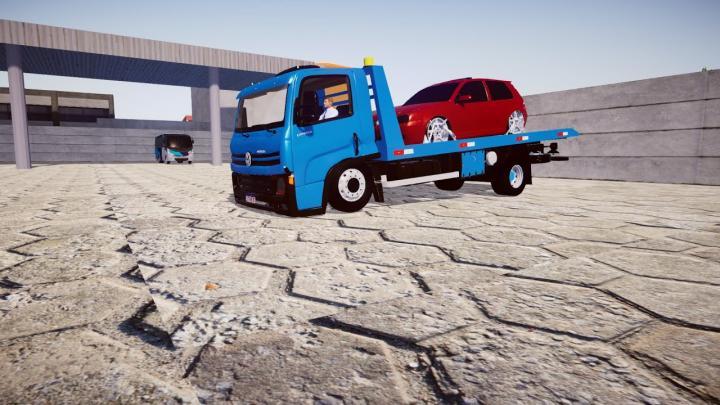 Delivery Guincho deu pra ele [Proton Bus Simulator Road]