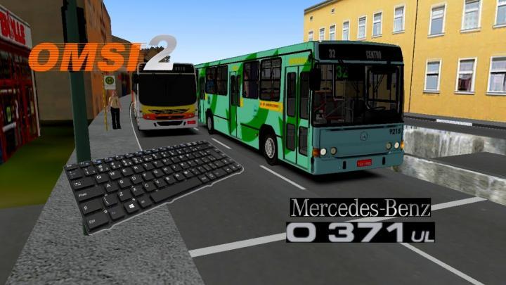 OMSI 2 – LANÇAMENTO + TESTE DE SOM – MARCOPOLO TORINO GV MBB O-371UL