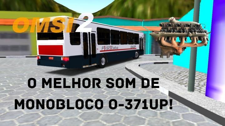 OMSI 2 – O MELHOR SOM DE MONOBLOCO O-371UP PARA O OMSI!