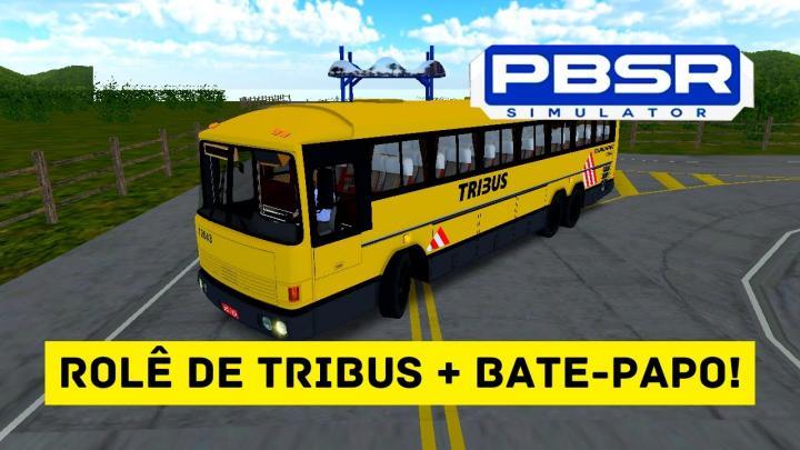 PROTON BUS ROAD – BATE PAPO + ROLÊ DE TECNOBUS TRIBUS II