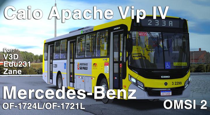 Caio Apache Vip IV MB Padrão SP versão 1.3
