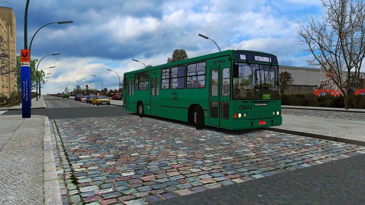 CB023 Auto Viação Nossa Sra. da Luz Marcopolo Torino GV Scania L94IB 1998/1999 OMSI 2