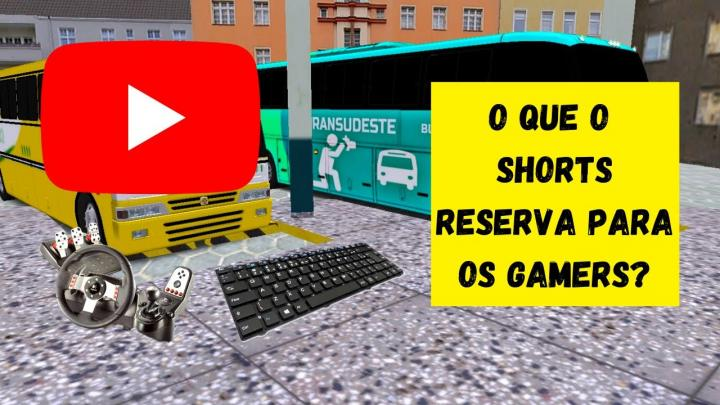 BATE-PAPO: COMO O YOUTUBE SHORTS AFETARÁ OS CANAIS DE GAMEPLAYS?