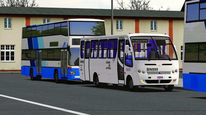 BN999 – Transporte Coletivo Glória|CAIO Piccolo Mercedes-Benz LO-914|+ [DOWNLOAD] DA SKIN[OMSI 2]